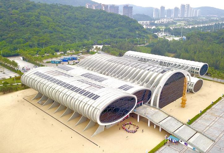 無人機帶你探訪美麗新邊疆——陽江市