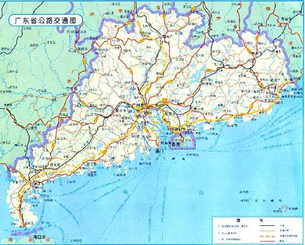 虎门地图全图高清版