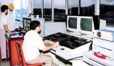 龙川北站6502电气集中微机联锁系统